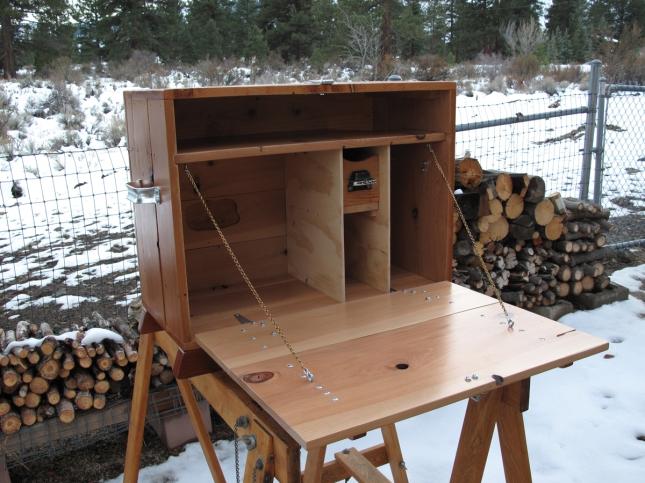 woodworking plans kitchen box